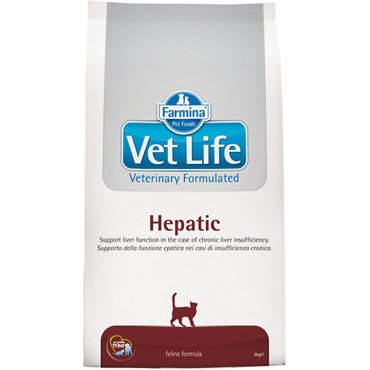 Farmina Vet Life Hepatic Cat 400g
